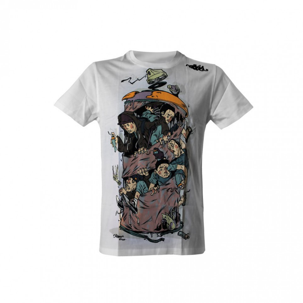 Can CTRL - T-shirt
