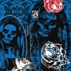 Santa Muerte - Blue
