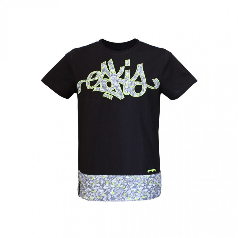 Puzzle 3D - Brodery - T-shirt