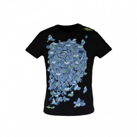 Puzzle 3D - Print - T-shirt