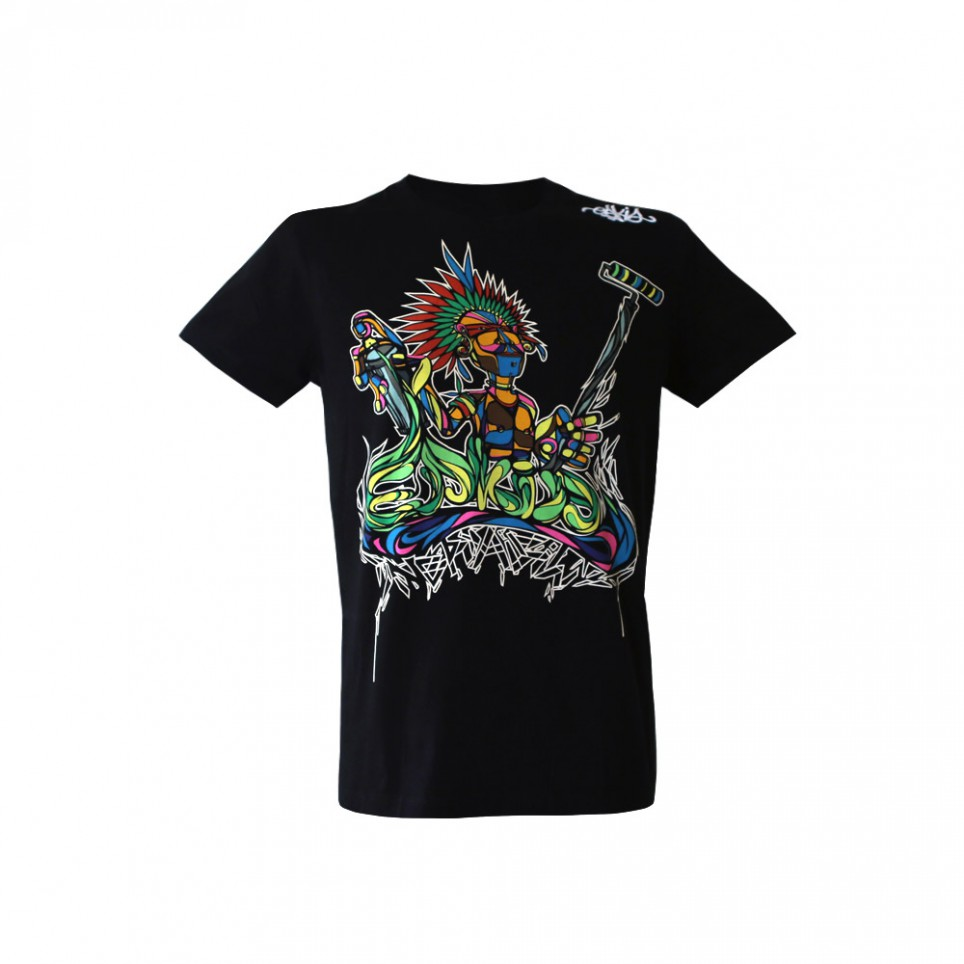 Indio - Blk - T-shirt