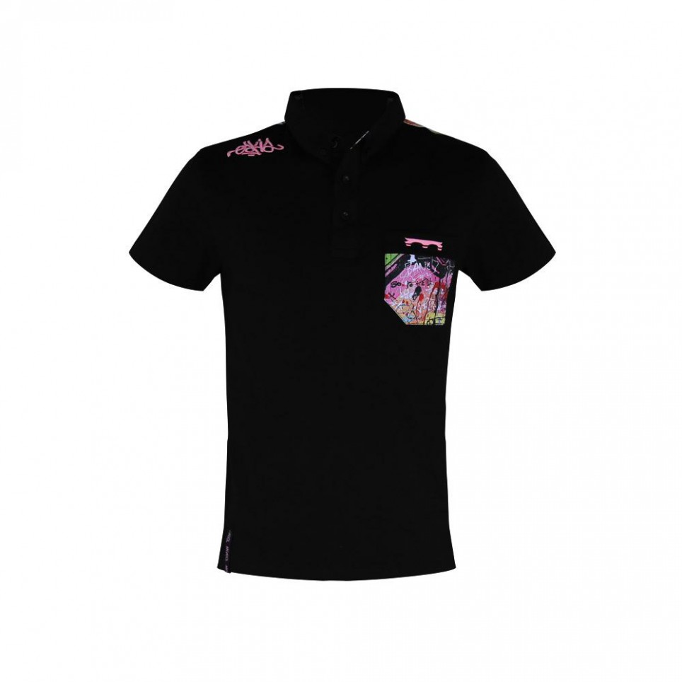 HWG - Polo T-shirt - Mixte