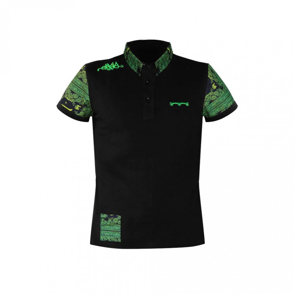 Bandana Gr - Polo T-shirt - Mixte