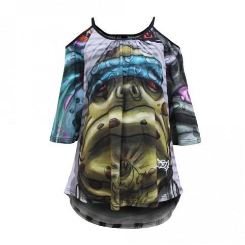 Explicit - T-Shirt Femme