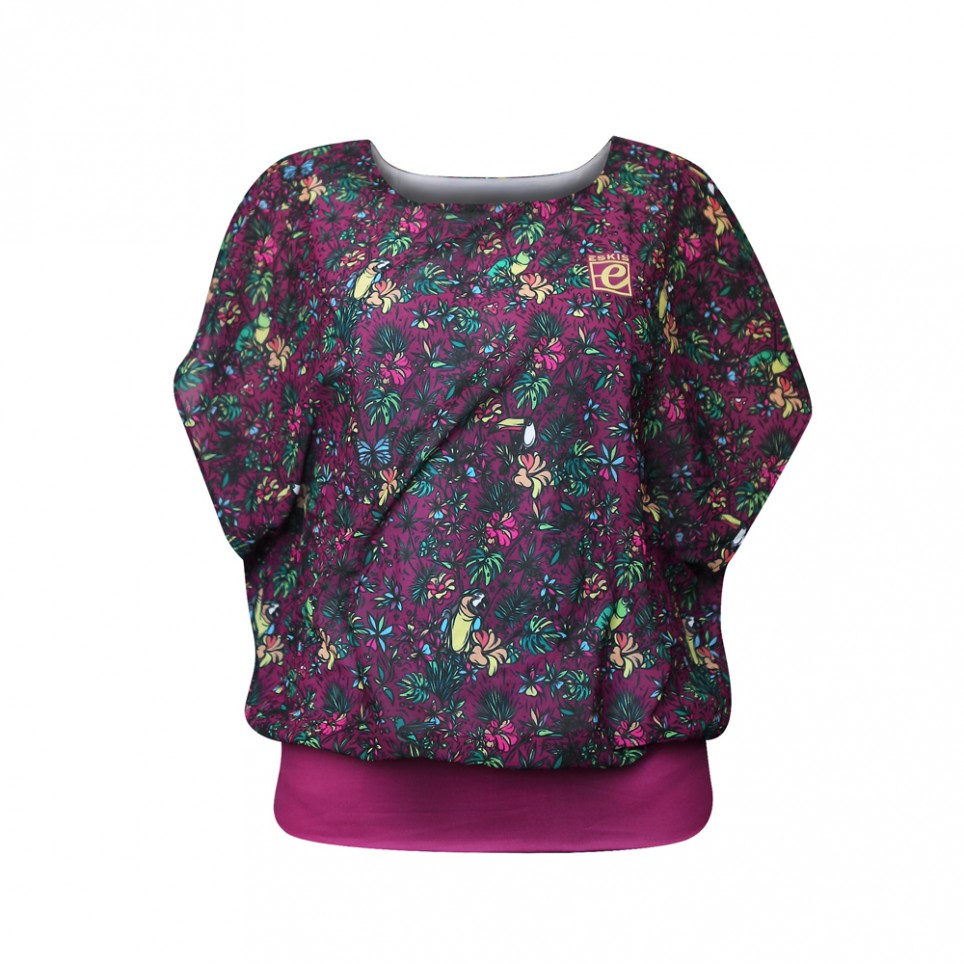 Tropical - T-Shirt Femme