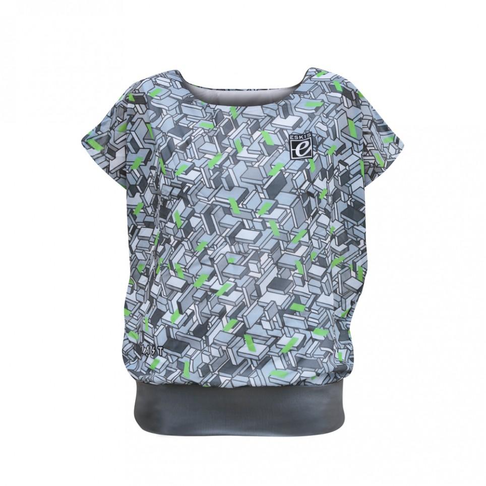 Puzzle 3D - Camiseta Mujer