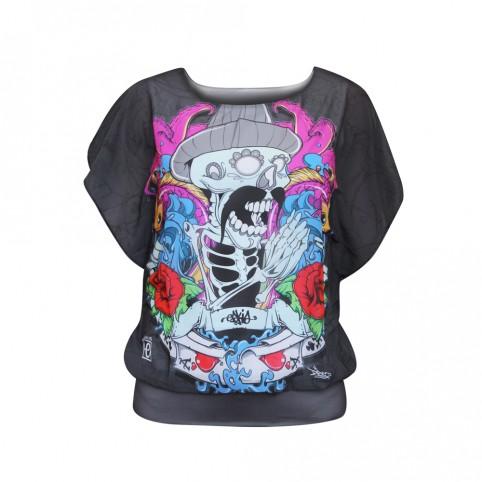 Graffiti Prayer - T-Shirt Femme