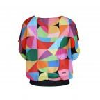 Heart Patterns - Camiseta Mujer