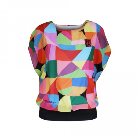 Heart Patterns - T-Shirt Femme