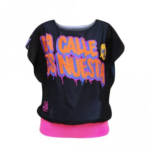 La Calle es Nuestra - Big - Camiseta Mujer