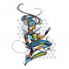 Ancestral Soul Native - Camiseta Mujer
