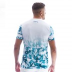 Kmouflage - Wh / Turquoise