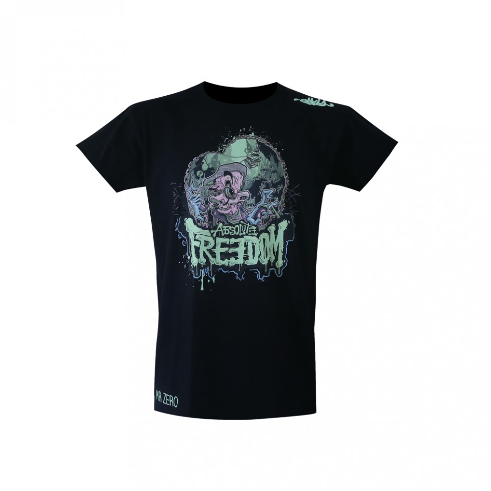 Absolute Freedom - T-shirt