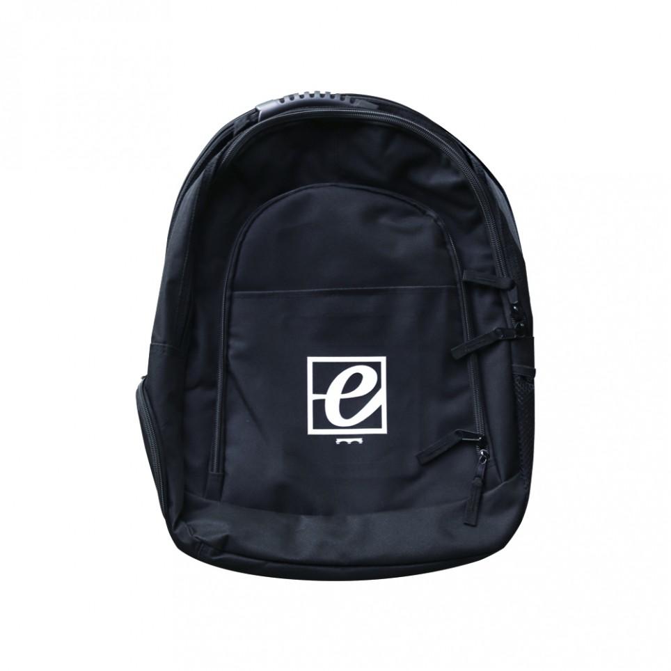 """""""E"""" Bag - Blk"""