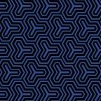 Hive Blue - Typo Dgr