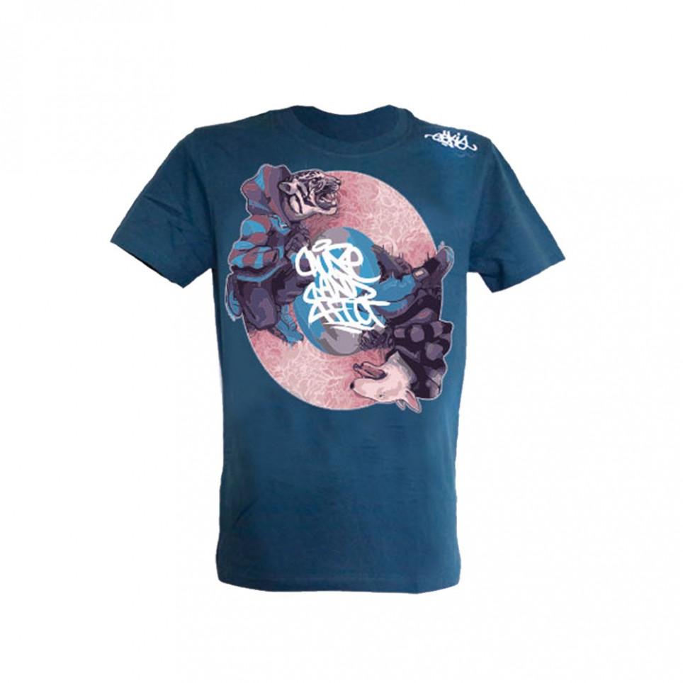 Cause & Effect - Blu - T-shirt