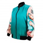 Dreaming Girl - Sleeves - Woman Jacket