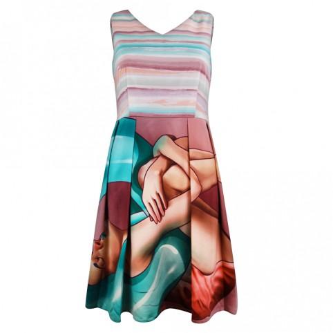 Dreaming Girl - A.O. Pnk - Robe
