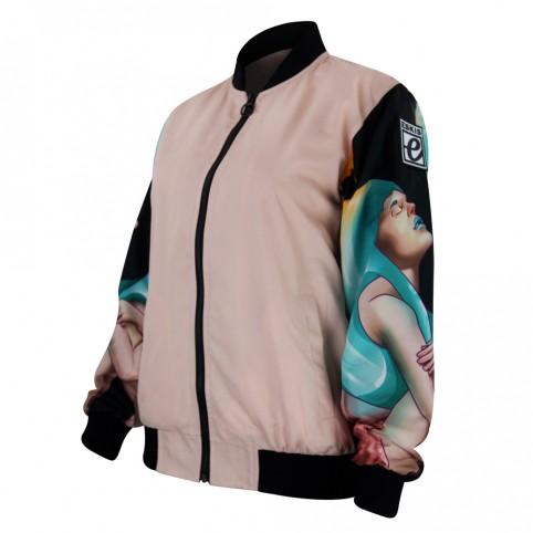 Dreaming Girl - Sleeves II - Woman Jacket
