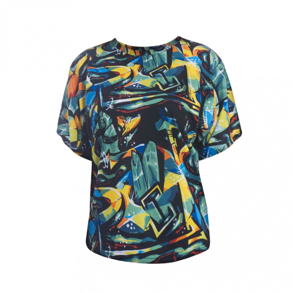 Universal Diamond - Camiseta Mujer