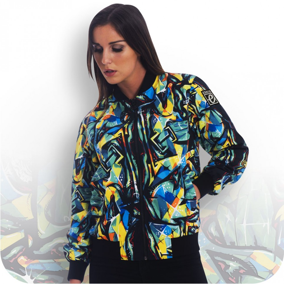 Universal Diamond - Woman Jacket