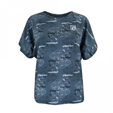 Monster Paint - Full Grey - Woman T-Shirt