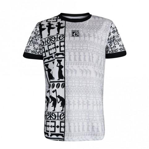 Wizdom - Blk Stripe - T-shirt