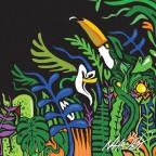 Tropicolleureux - Blk