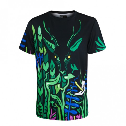 Tropicolleureux - Blk - T-shirt