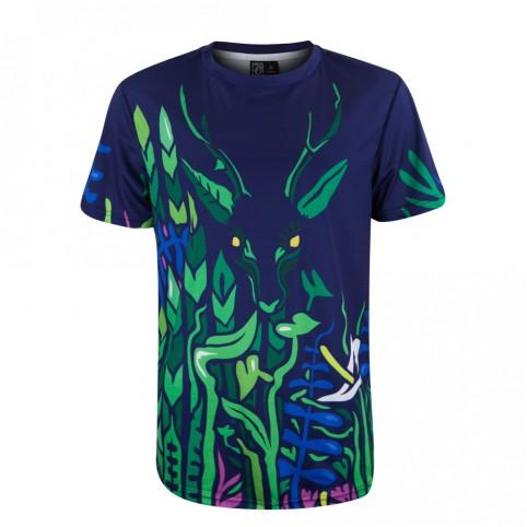 Tropicolleureux - Blu - T-shirt