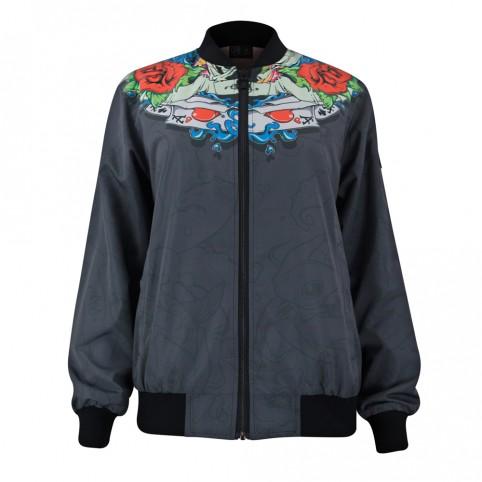 Graffiti Prayer - Necklace - Woman Jacket