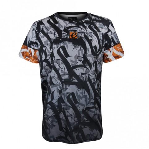 Calligrafit - Grey - Stripe I - T-shirt