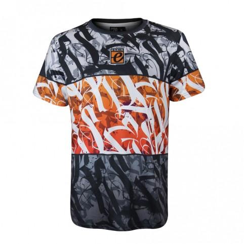 Calligrafit - Grey - Stripe II - T-shirt