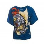 Cken - Back - Woman T-Shirt