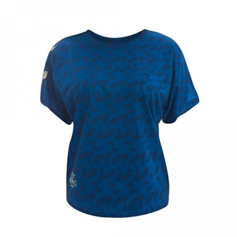 Cken - Back - T-Shirt Femme