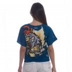Cken - Back - Camiseta Mujer