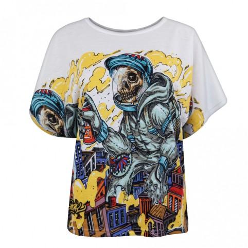 Astronalt - Camiseta Mujer