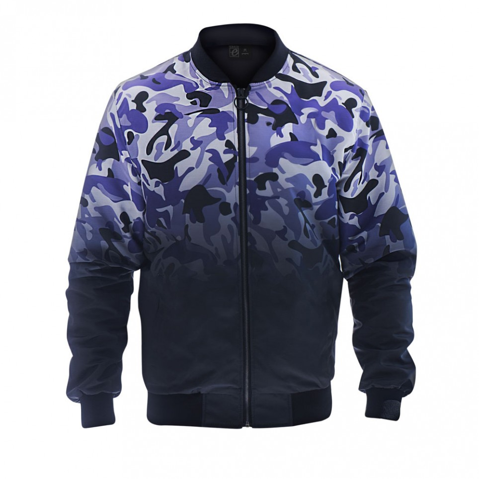 Kmouflage - Violet / Blk
