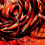 Red Dripping - Femme