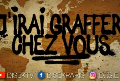 I will graffiti at your home